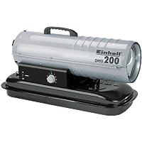 Einhell DHG 200 - Generador de aire caliente (diésel)