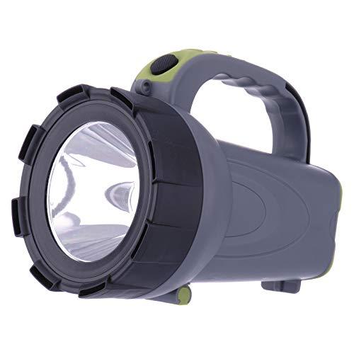 EMOS oplaadbare lamp - 5W COB LED, plastic