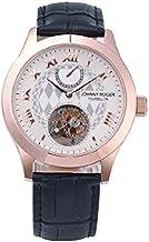 フライングトゥ-ルビヨン JOHNNY ROGER メンズ パワーリザーブ 手巻き 腕時計 JR0074