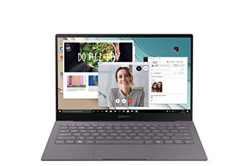 "SAMSUNG Galaxy Book S NP767XCM-K01DE Notebook/Portatile Netbook Oro 33,8 cm (13.3"") 1920 x 1080 Pixel Touch Screen Qualcomm Snapdragon 8 GB LPDDR4-SDRAM 256 GB Flash Wi-Fi 6 (802.11ax) Windows 10"
