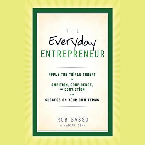 Couverture de The Everyday Entrepreneur