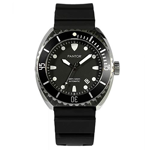 Pantor Sea Turtle 500m Dive Watch,45mm Automatic...