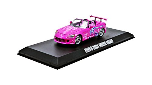 Greenlight Collectibles - 86225 - Honda S2000 - 2 Fast 2 Furious - 2003 - Echelle 1/43