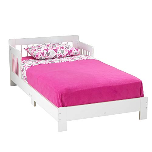 Disney Princess Plastic Toddler Bed by Delta Children Now $38.87 (Was $64.99)