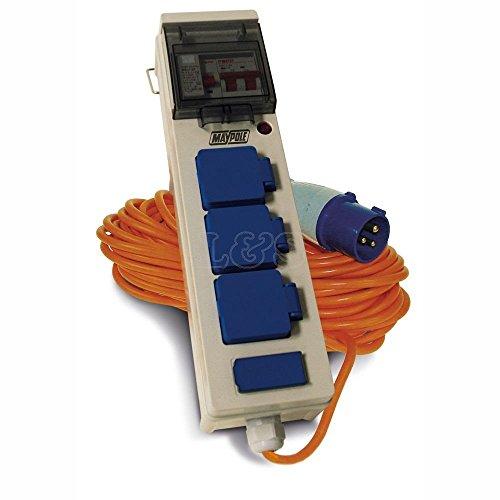 Maypole MP3766 mobil nätenhet med USB