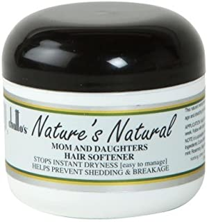 Nature's Natural Mom and Daughters Hair Softener & Frizz Control, 2oz