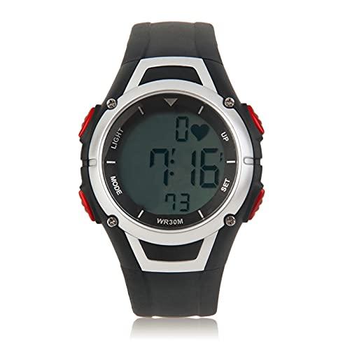 GUILIAN Reloj Fitness Pulso inalámbrico polar monitor de ritmo cardíaco reloj digital sensor de cardiografía Correr hrm Correa de pecho accesorios inteligentes pulsómetro