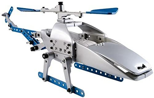 Erector Speed Play Motorized Helicopter, 280 Pieces by Erector