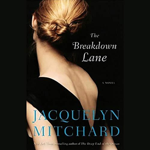 The Breakdown Lane audiobook cover art