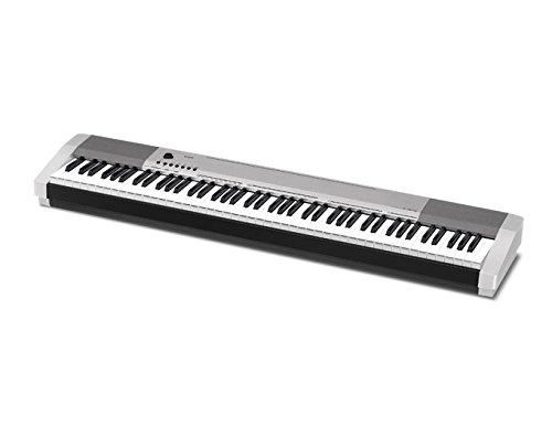 PIANO DIGITAL CDP-130 SILVER