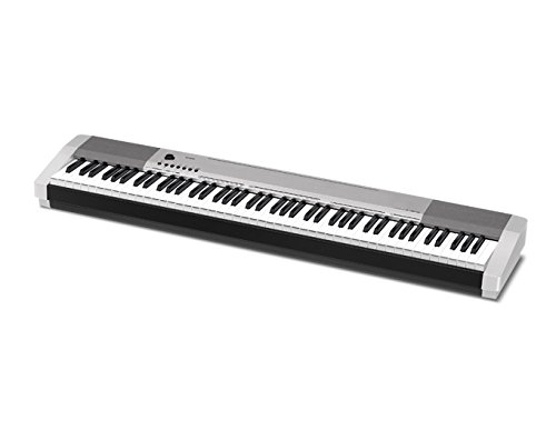 PIANO DIGITAL CDP-130 SILVER
