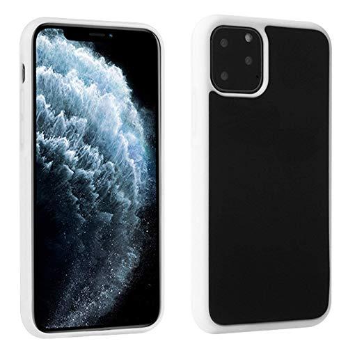 Custodia Pluto Custodia per telefono antigravità per iPhone 12 12 Pro (6,1 pollici) tecnologia Nano magica , Attaccare a vetro, lavagne bianche, metallo e superfici lisce