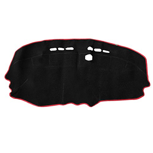 uxcell Car Inner Dash Sun Cover Dashboard Mat Carpet Pad for Chevrolet...