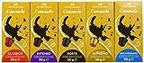 Consuelo - capsules de café compatibles Nespresso* - Kit dégustation, 50 capsules (5x10)