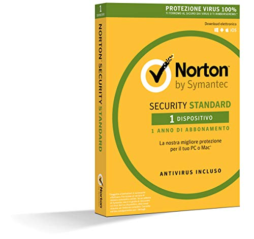 NORTON SECURITY STANDARD 2016IT