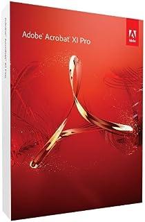Adobe Acrobat XI Pro - Autoedición (ENG, PC, XGA, Internet Explorer 7, Firefox, Chrome)