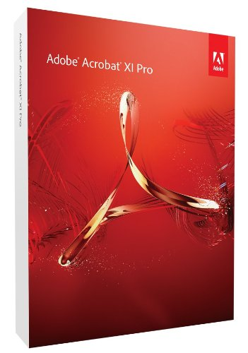 Adobe Acrobat XI Pro - desktop publishing software (ENG, PC, XGA, Internet Explorer 7, Firefox, Chrome)