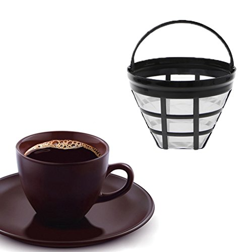 JENOR Fit - Filtro de cafe reutilizable con base solida