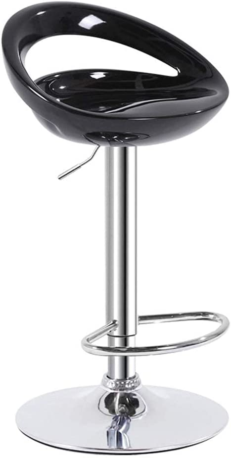 Bar Stools Chair Max 55% OFF Lift Back Rotating Award-winning store Home