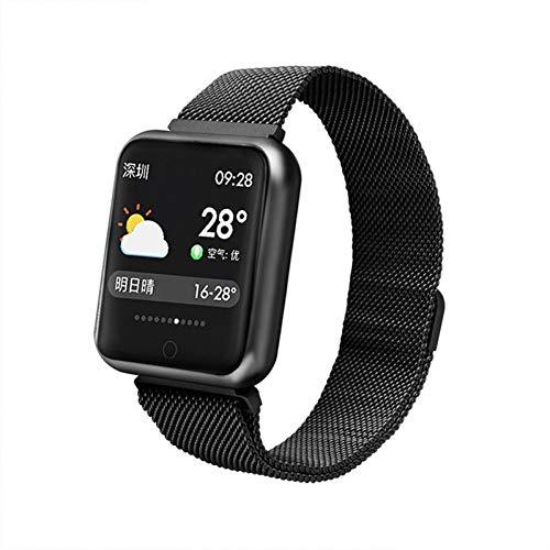 FRWPE Smart horloges voor IWO samsung s3 huawei Bluetooth Sports smartwatch bloeddruk Hartslagmeter Smartwatch voor Android IOS