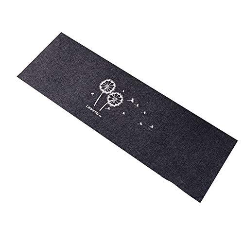 Le yi Wang You San Bodhi® Universal-Fußmatte, Shark Tower Home Küche Bad Anti-Rutsch-Fußmatte Boden Eingang Teppich Teppich Teppich, Polyester, 1#, 40*120cm