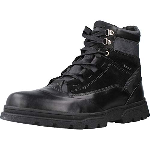Geox U CLINTFORD B ABX E U947TE 04322 C9999 Black Nero Scarponcino...