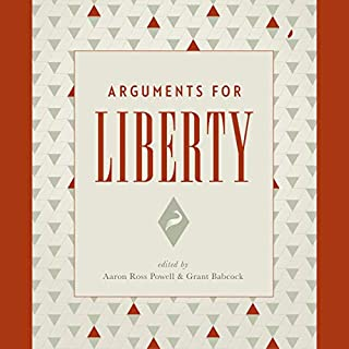 Arguments for Liberty audiobook cover art