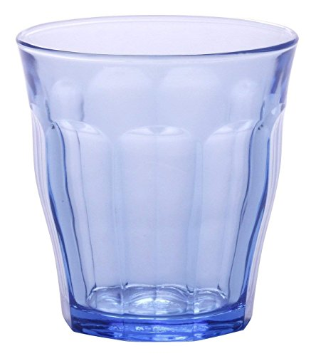 Price comparison product image Duralex GG909 Picardie Tumblers,  310 mL,  Marine Blue (Pack of 6)