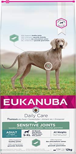 Eukanuba Croquettes Adulte Daily Care Articulations Sensibles Sac 12 kg