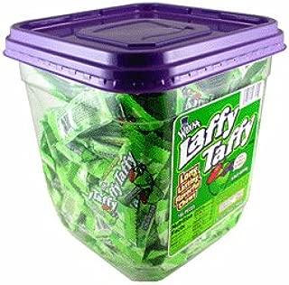 Laffy Taffy Sour Apple 165 Piece Jar