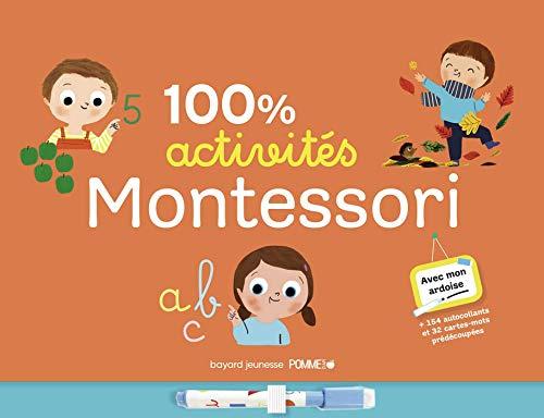 100% activités Montessori