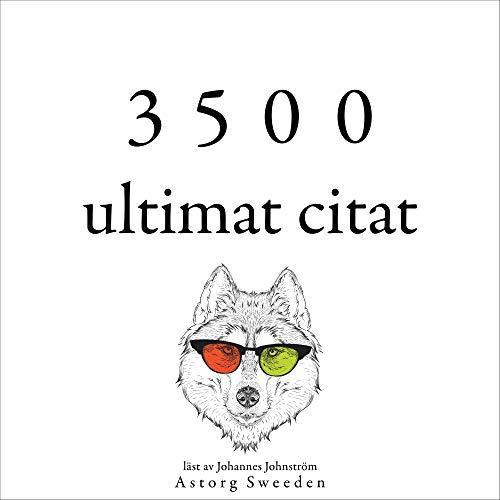 3500 ultimat citat cover art