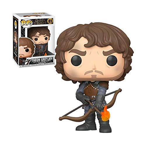 Funko Pop! - Game Of Thrones - Theon Greyjoy #81