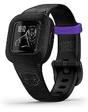 Garmin Vívofit Jr. 3 Smart-armband voor kinderen, Black Panther, leeftijd 6 +, 010-02441-10