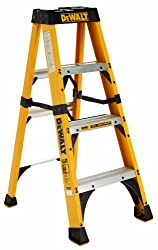 Best 4 Ft Step Ladder Heavy People