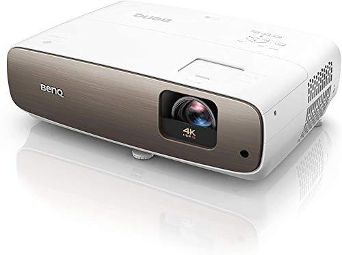 BenQ W2700 4K 3D Ultra HD UHD HDR PRO DCI-P3 Rec. 709 Home Theater Projector (Renewed)