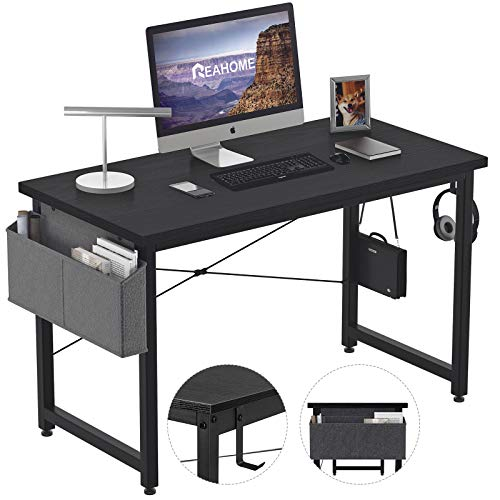 REAHOME Computer Desks 47 inch for Home Office Writing Table...