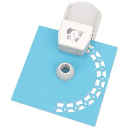 Martha Stewart. - Cartucho para Perforadora de Bordes Circulares de Papel, diseño de Bucle Triple