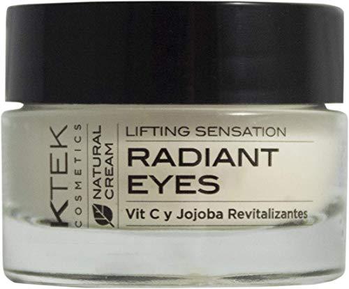 Crema contorno de ojos Radiant Eyes, reduce bolsas, ojeras y