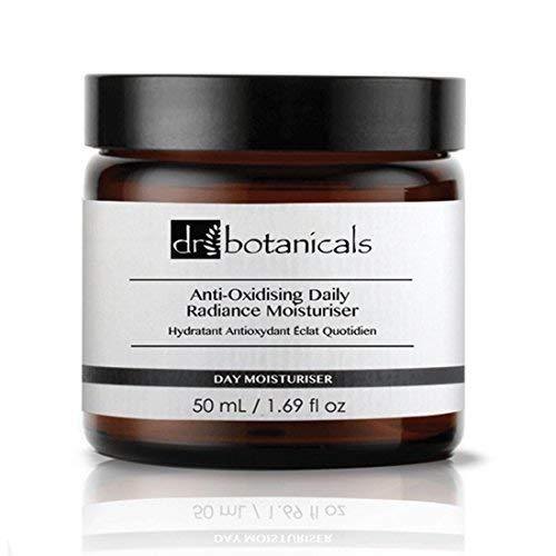 Dr Botanicals Antioxydant Journalier Rayonnement Hydrater - 100% Naturel Soin de Peau