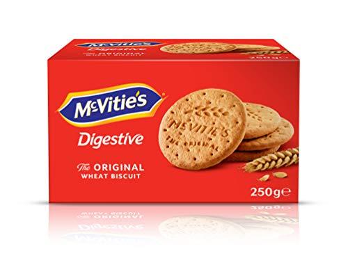 McVitie's Digestive Original 250 g, 5er Pack (5 x 250 g)