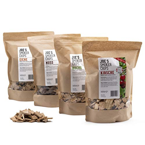 flasco GmbH -  Joe's smoker chips