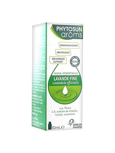 PhytoSun' Arôm : Huile essentielle lavande fine