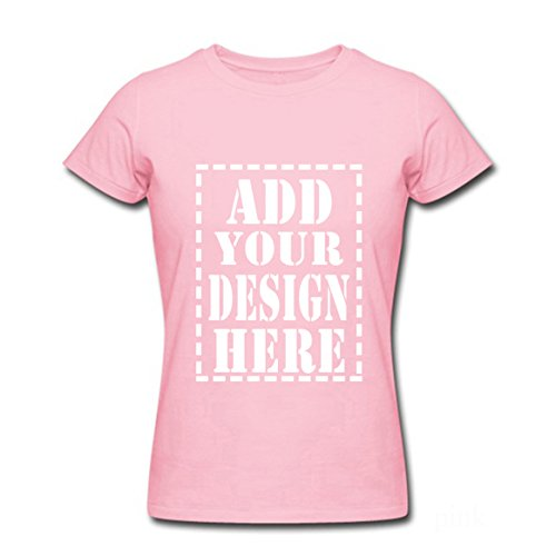 Womens Fitted Custom T Shirt
