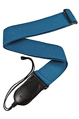 Blue Poly Acoustic Quick Release Strap