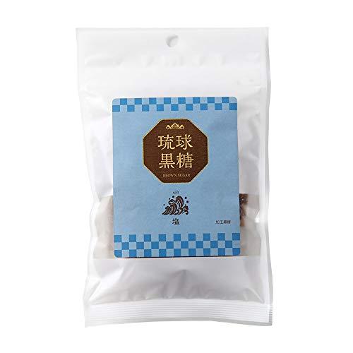 琉球黒糖 塩 60g ×10袋