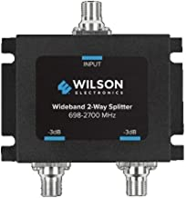 Wilson Electronics 2 Way 75 Ohm Splitter -3 dB (F-Female) 850034