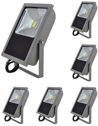 LEDwholesalers Series 3 Max 75% OFF Outdoor Security Watt New Free Shipping Wa Flood 70 Light