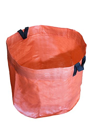 Review Of Modtrees Green Jem 211-L Large Heavy Duty Garden Refuse Bag, Red