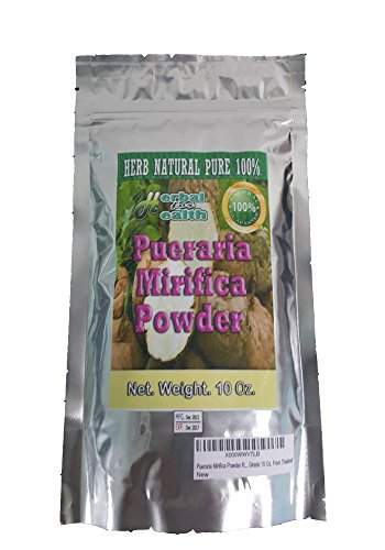 Pueraria Mirifica Powder Root Extract High Premium Grade 10 Oz. from Thailand